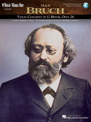 Music Minus One - Violin Concerto No.1 In G Minor Op.26