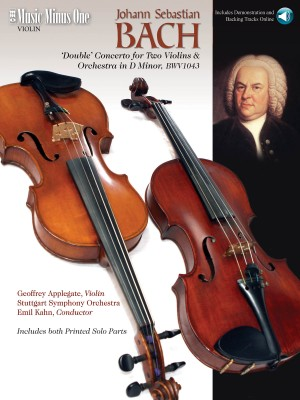 Music Minus One - J.S. Bach: 'Double' Concerto In D Minor BWV1043