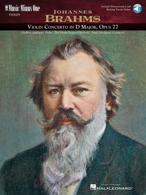 Music Minus One - Johannes Brahms: Violin Concerto In D Op.77