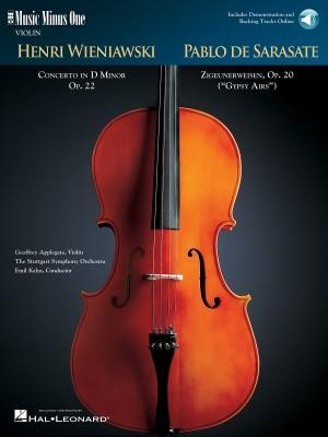 Music Minus One - Henryk Wieniawski: Violin Concerto No.2 In D Minor Op.22&#x3B; Pablo De Sarasate: Zigeunerweisen Op.20