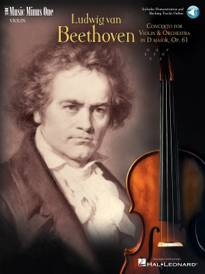 Music Minus One - Ludwig Van Beethoven: Violin Concerto In D Op.61