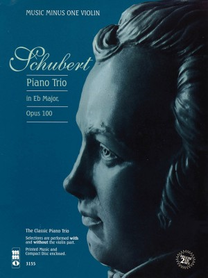 Music Minus One - Franz Schubert: Piano Trio In E-Flat Op.100