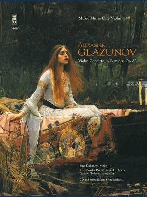 Music Minus One - Alexander Glazunov: Violin Concerto In A Minor Op.82