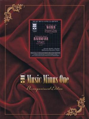 Music Minus One - Carl Maria Von Weber: Grand Duo Concertant&#x3B; Richard Wagner: Adagio