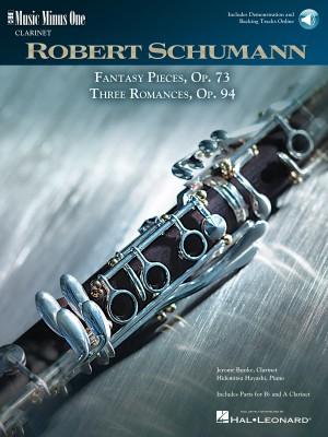 Music Minus One - Robert Schumann: Phantasiestücke Op.73&#x3B; 3 Romanzen Op.94