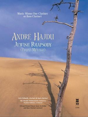 Andre Hajdu: Jewish Rhapsody (Book/CD)
