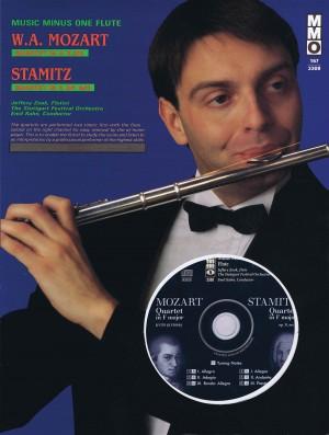 Music Minus One - W.A. Mozart: Quartet In F&#x3B; Karl Stamitz: Quartet In F Op.8 No.3