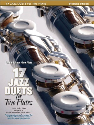Music Minus One - 17 Duets For Two Flutes