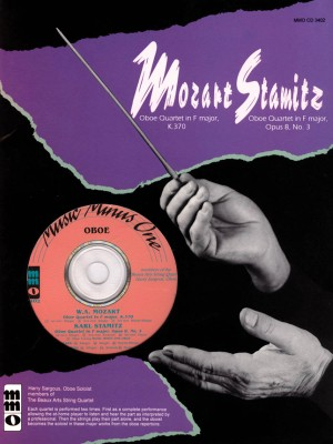 Music Minus One - W.A. Mozart: Quartet In F KV370&#x3B; Karl Stamitz: Quartet In F Op.8 No.3
