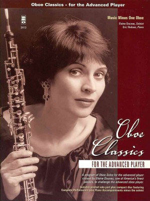 Oboe Classics For The Advanced Player Product Image