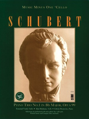 Music Minus One - Franz Schubert: Piano Trio In B-Flat Op.99