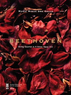 Music Minus One - Ludwig Van Beethoven: String Quartet In A Minor Op.132