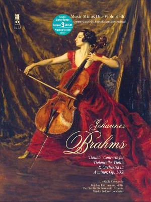 Music Minus One - Johannes Brahms: Double Concerto For Cello And Violin In A Minor Op.102