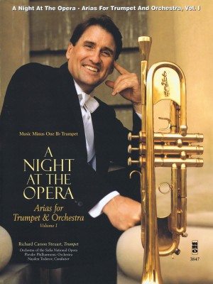Music Minus One - 'A Night At The Opera' Opera Arias For Trumpet And Orchestra Vol.I