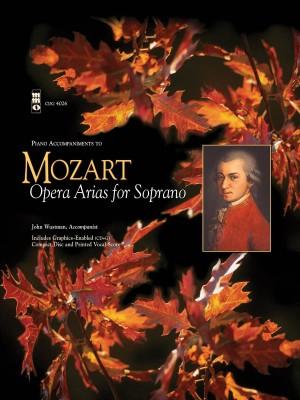 Music Minus One - W.A. Mozart: Arias For Soprano