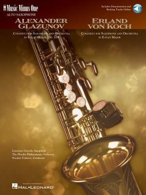 Alexander Glazunov_Von Koch: Concerto in E-flat Major, Op. 109