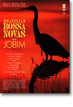 Music Minus One - Antonio Carlos Jobim: Brazilian Bossa Novas With Strings