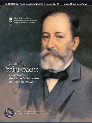 Music Minus One - Camille Saint-Saens: Concerto No.2 In G Minor Op.22