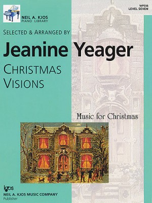 Jeanine Yeager: Christmas Visions