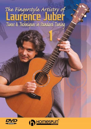 Laurence Juber: The Fingerstyle Artistry Of Laurence Juber