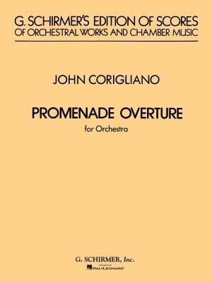 John Corigliano: Promenade Overture (Score)