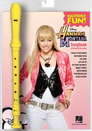 Hannah Montana Recorder Fun ! Pack