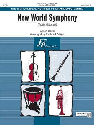 Antonin Dvorák: New World Symphony (Fourth Movement)