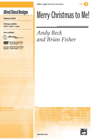 Andy Beck/Brian Fisher: Merry Christmas to Me! 2-Part