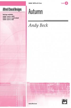 Andy Beck: Autumn SATB