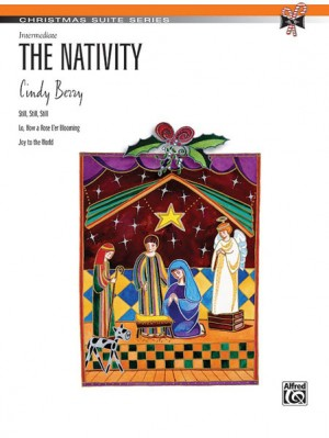 Cindy Berry: The Nativity