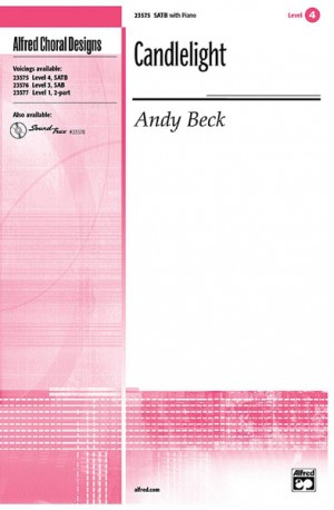 Andy Beck: Candlelight SATB