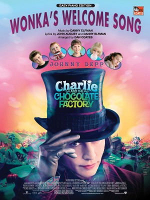 Danny Elfman: Wonka's Welcome Song (from Charlie and the Chocolate Factory)