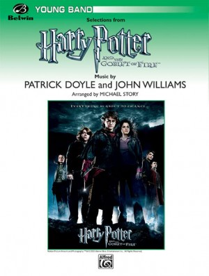 Patrick Doyle/John Williams: Harry Potter and the Goblet of Fire, Selections from