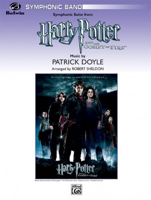 Patrick Doyle: Harry Potter and the Goblet of Fire, Symphonic Suite from