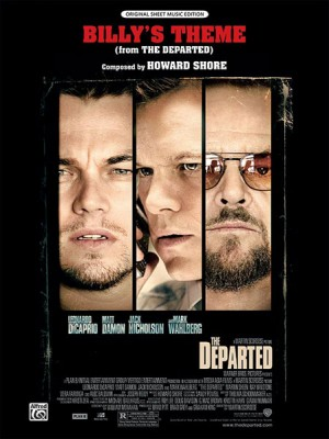 Howard Shore: Billy's Theme (from The Departed)