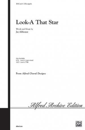 Jay Althouse: Look-A That Star