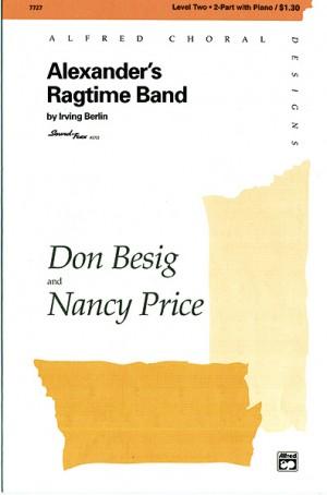 Irving Berlin: Alexander's Ragtime Band 2-Part