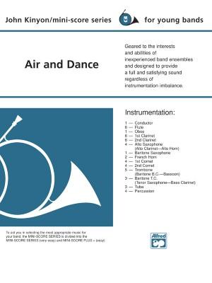 John Kinyon: Air and Dance