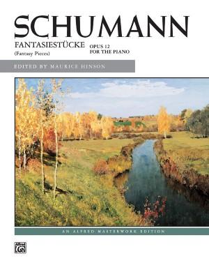 Robert Schumann: Fantasiestücke, Op. 12