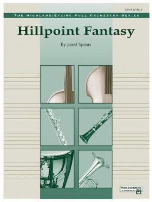 Jared Spears: Hill Point Fantasy (Overture for Orchestra)