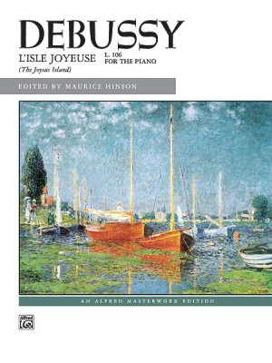 Claude Debussy: L'Isle joyeuse