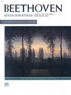 Ludwig van Beethoven: 7 Sonatinas