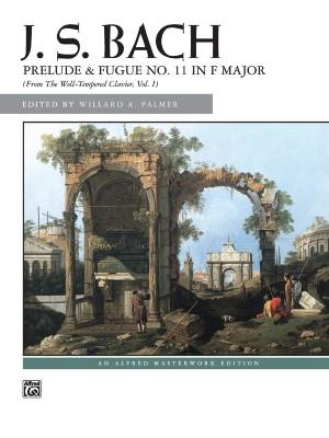Johann Sebastian Bach: Prelude and Fugue No. 11 in F Major