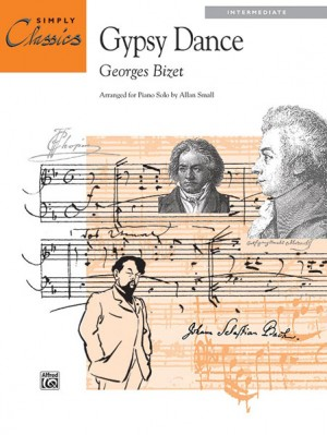 Georges Bizet: Gypsy Dance from Carmen
