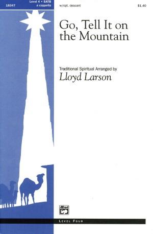 Lloyd Larson: Go, Tell It on the Mountain