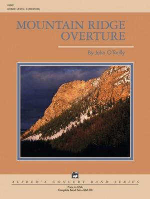 John O'Reilly: Mountain Ridge Overture