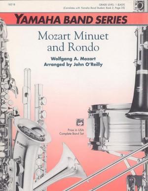 Wolfgang Amadeus Mozart: Mozart Minuet and Rondo