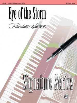 Randall Hartsell: Eye of the Storm