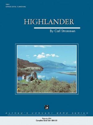 Carl Strommen: Highlander