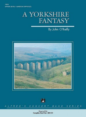 John O'Reilly: Yorkshire Fantasy
